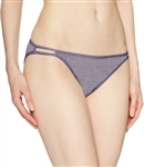 Vanity Fair String Bikini Panties 18108 18202 SofterSilk Bikinis Pantys