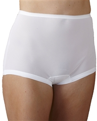 "Carole Acetate Panties SofterSilk Carole 614 ""Carolina Underwear"" ""Acetate Briefs"" ""band leg"""