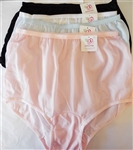 Double-Layer Nylon Crotch panties, softersilk, nylon panties, Carole panties, Carolina Underwear panties